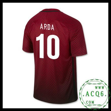Compra Camisa Futebol Arda Turquia Masculina Euro 2016 2017 I Loja ... a73dbb3de0754