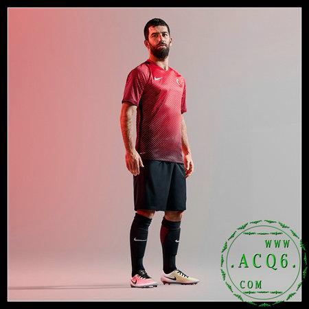Compra Camisa Futebol ARDA Turquia MASCULINA Euro 2016 2017 I Loja On-Line 32a8e167c702e