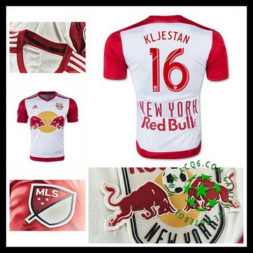 Camisa Futebol I New York Red Bulls (16 KLJESTAN) 2015/2016