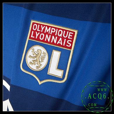 A Partir De Venda Camisas Futebol Olympique Lyonnaise Infantil 2016 ... 5c1ea0626d3aa