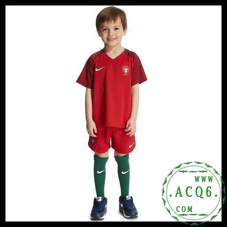 A Partir De Venda Camisas De Futebol Portugal Infantil Euro 2016 ... 5e2f32127ace5