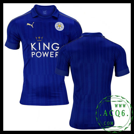 Camisas I Leicester City 2016-2017