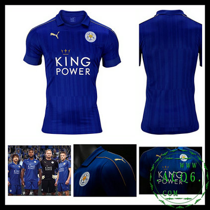 Camisas Leicester City
