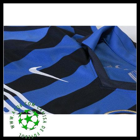 Camisa De Futebol Inter De Milão (91 Shaqiri) 2015-2016 I Infantil ... 1982560a9d3dc