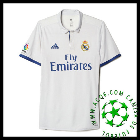 Lote Camisa Futebol Real Madrid MASCULINA 2016/2017 I Online Store