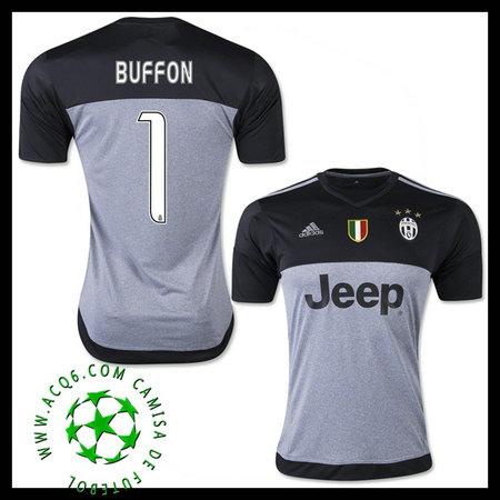 uniforme de futebol juventus 1 buffon goleiro 2015 2016 i masculina camisolas de futebol juventus personalizadas 1 buffon goleiro 2015 2016 i masculina