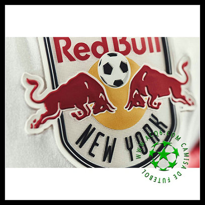 Camisa De Futebol I New York Red Bulls 2015 2016