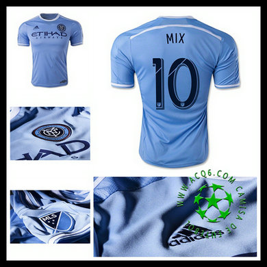 Camisetas I New York City FC (10 MIX) 2015/2016