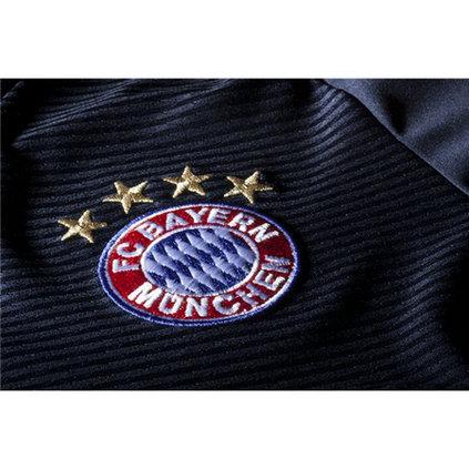 b8eda86c33 Bayern München Uniforme De Futebol MULLER Manga Longa 2015 2016 III  MASCULINA