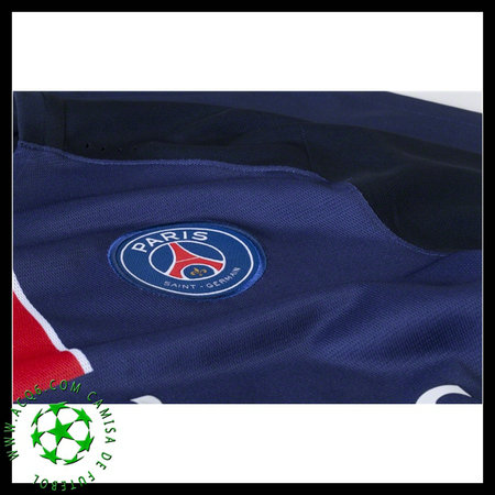Uniforme Futebol I Paris Saint Germain 2015-2016