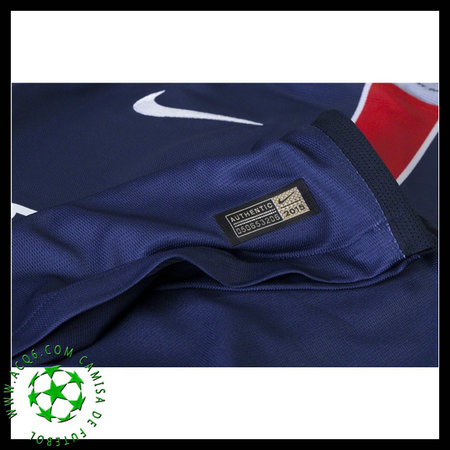 Uniforme Futebol DAVID LUIZ Paris Saint Germain