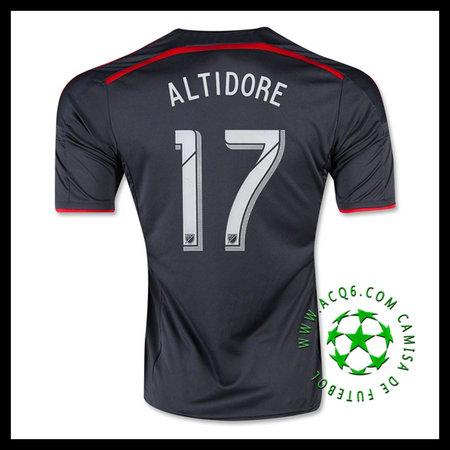 85a566071e870 Camisa Du Futebol Toronto Fc (17 Altidore) 2015 2016 Ii Masculina ...