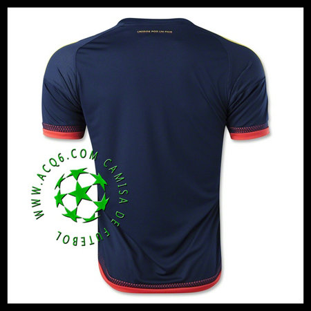 Colômbia Camisas 2016/2017 II MASCULINA