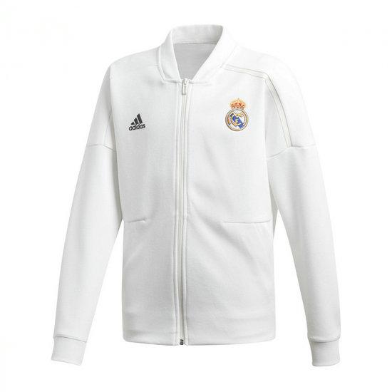 Brasília Casaco adidas Real Madrid ZNE KY 2018 2019 Crianças
