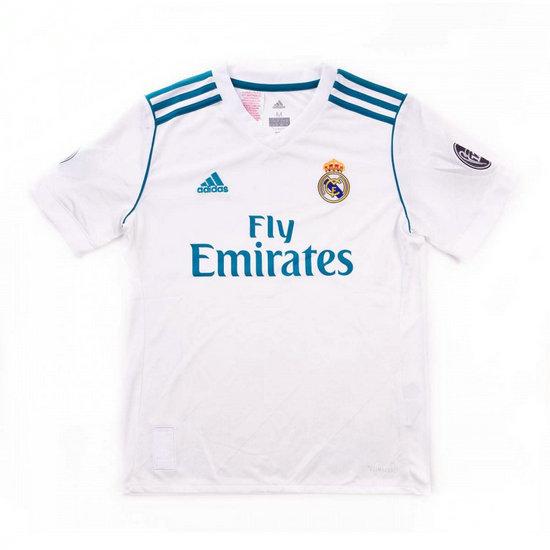 Camisa Adidas Real Madrid Home 2017