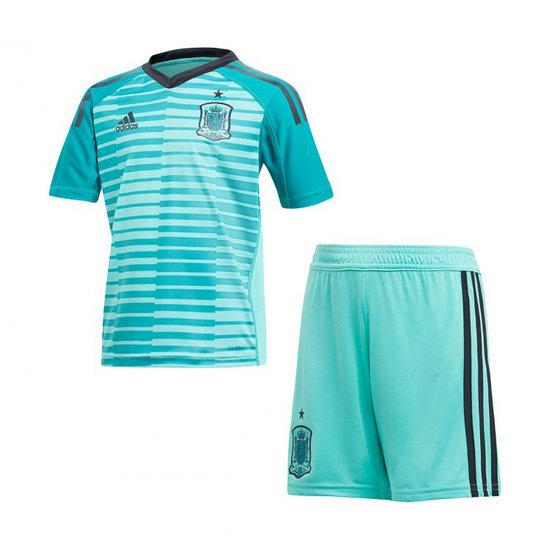 Camisa Adidas Espanha Goleiro 2018