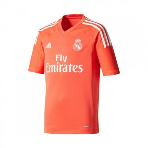 Comprar Camisola adidas Jr Real Madrid Alternativo 2017-2018 Guarda-Redes  Bright Vermelho-Branco 19c8d036a68b5