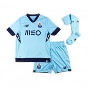 16266fe6a5a Conjunto New Balance Jr FCPorto 3ª 2017-2018 Ciano online outlet