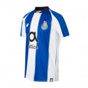 Loja Camisola New Balance FC Porto Equipamento Principal 2018-2019 Crianças  Azul-Branco online a03d500bb32a9