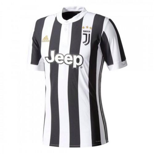 6f2105469 Loja online Camisola adidas Juventus Principal 2017-2018 Branco-Preto