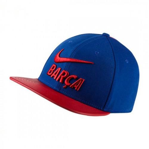 Sites para comprar Boné Nike FC Barcelona Pro 2017-2018 Azul-Noble Vermelho 6ee53a45f4a