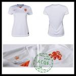 Uniforme De Futebol Holanda 2015/2016 Ii Feminina