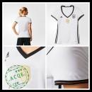 Camisas Futebol Alemanha Autêntico I Euro 2016 Feminina