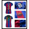 A Partir Do Site Uniforme Futebol Pique Barcelona Feminina 2016 2017 I Mais Barato Online