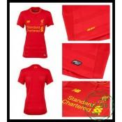 A Partir De Loja Camisas De Futebol Liverpool Feminina 2016 2017 I Loja On-Line
