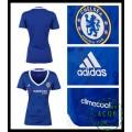 Comprar Uniforme Futebol Chelsea Fc Feminina 2016 2017 I Mais Barato Online