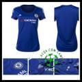 Camisas Chelsea 2015 2016 I Feminina