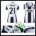 Redenção Uniforme De Futebol Dybala Juventus Feminina 2016 2017 I Mais Barato Online