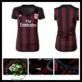 Camisas Du Futebol Ac Milan 2015/2016 I Feminina