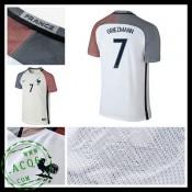 Camisas De Futebol França Griezmann Euro 2016/2017 Ii Masculina
