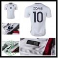 Uniforme De Futebol (10 Zidane) França Autêntico Ii Euro 2016 Masculina