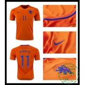 Criação Uniformes De Futebol Robben Holanda Masculina 2016/2017 I Online Store
