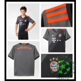 Camisas Du Futebol Bayern Munich 2016/2017 Ii Infantil