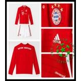 Camisas Du Futebol Bayern Munich Manga Longa 2016 2017 I Infantil