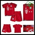 Camisas Futebol Bayern München 2015 2016 I Infantil
