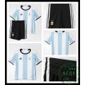 Do Local De Venda Camisas Argentina Infantil 2016/2017 I Loja On-Line