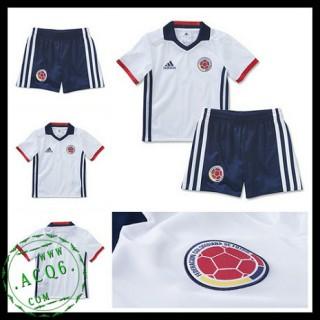Camisa Colômbia 2016-2017 I Infantil