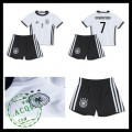 Uniforme Futebol (7 Schweinsteiger) Alemanha Autêntico I Euro 2016 Infantil