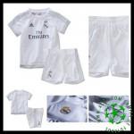 Uniforme De Futebol Real Madrid 2015/2016 I Infantil