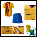 Camisa Futebol Barcelona (6 Xavi) 2015 2016 Ii Infantil