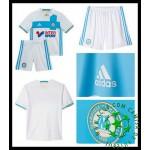 Uniforme De Futebol Olympique Marseille 2016/2017 I Infantil