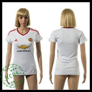 Manchester United Uniformes Futebol 2015/2016 Ii Feminina