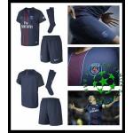 Camisa Du Futebol Paris Saint Germain 2016/2017 I Infantil