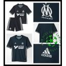 Camisa Futebol Olympique Marseille 2016-2017 Ii Infantil