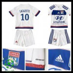 Camisa Futebol Olympique Lyonnais Lacazette 2015 2016 I Infantil
