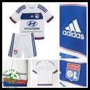 Camisetas Olympique Lyonnais 2015-2016 I Infantil